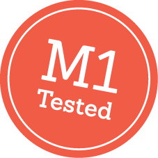 M1 tested