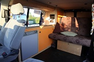 Borris campervan